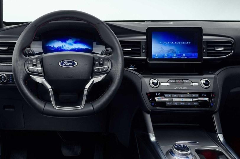 2560 30006 1260x840 - ¡Menuda sorpresa! El nuevo Ford Explorer contará con una versión híbrida enchufable con 40 km de autonomía