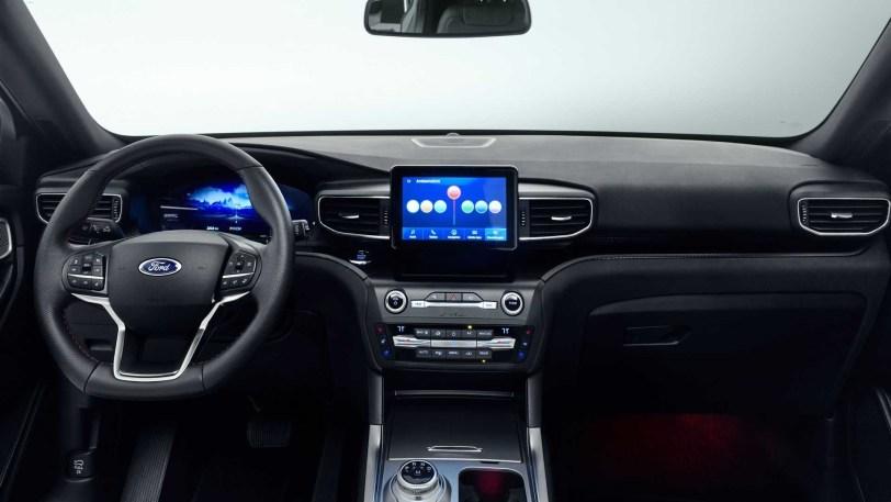 2560 30007 - ¡Menuda sorpresa! El nuevo Ford Explorer contará con una versión híbrida enchufable con 40 km de autonomía