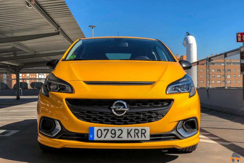 Frontal Opel Corsa GSI 1260x840 - Opel Corsa GSi: un juguete para pasarlo bien