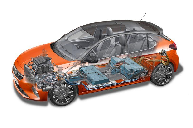 Opel Corsa e 506919 - El nuevo Opel Corsa ahora en eléctrico con 330 km