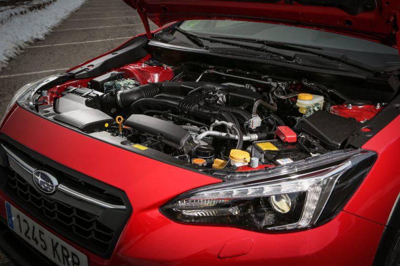 SUBARU XV EXECUTIVE PLUS CALIDAD MEDIA 015 - Subaru XV Executive Plus GLP: Una alternativa por precio, calidad y equipamiento
