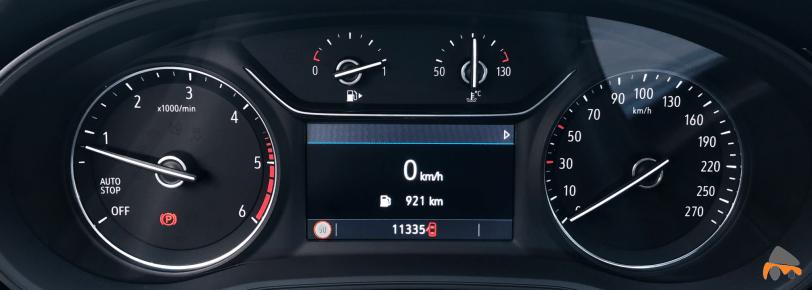 Tacometro Opel Insignia Grand Sport - Opel Insignia Grand Sport Innovation 2.0 CDTI 170 CV 2019: Cuenta con nuevas mejoras