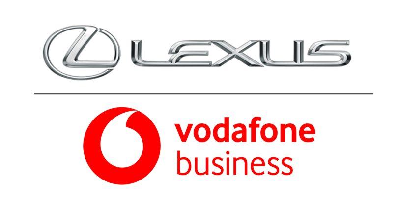 CABECERA VODAFONE 2 - Lexus y Vodafone lanzan un nuevo servicio de internet en el coche