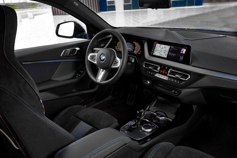 P90349592 highRes - El BMW Serie 1 ha llegado para quedarse, ahora más tecnológico que nunca