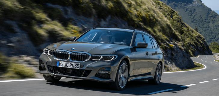 P90352562 highRes - BMW Serie 3 Touring 2019: un familiar más grande cargado de tecnología