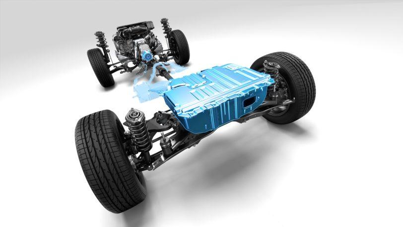 Plataforma Hibrida Subaru - Subaru ya tiene híbridos y llegarán en otoño