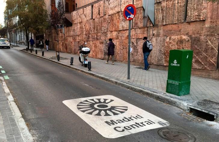 1366 2000 - A partir de hoy cualquiera puede acceder a Madrid Central