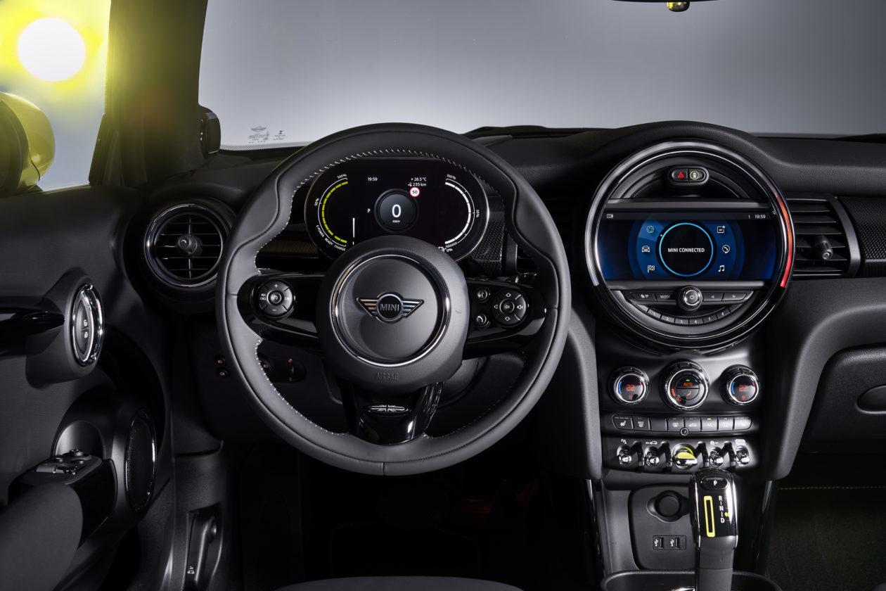 P90357972 highRes 1260x840 - Mini Cooper SE: El primer mini eléctrico