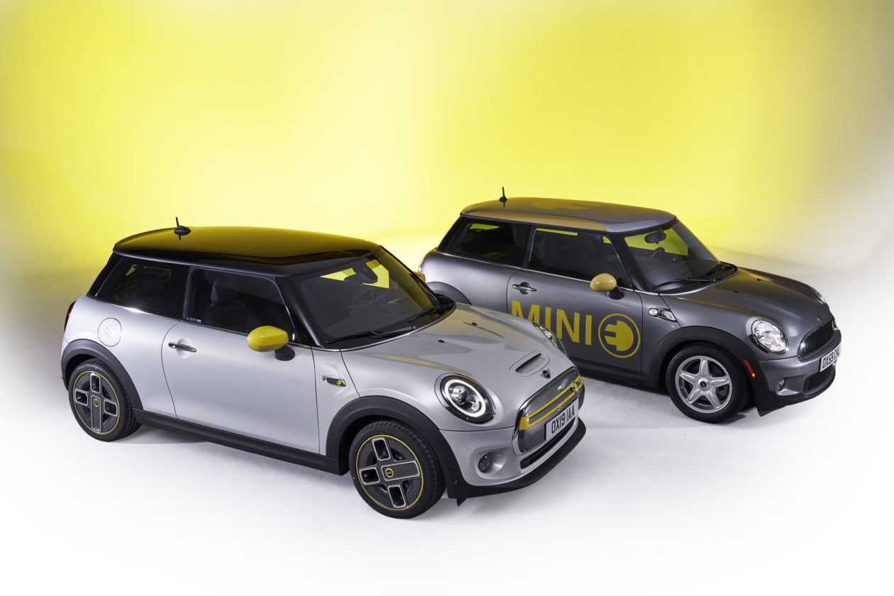 P90357993 highRes 1260x840 - Mini Cooper SE: El primer mini eléctrico