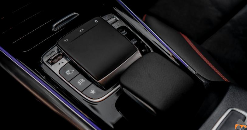 Consola central Mercedes Benz Clase B - Mercedes Clase B 200d AMG Line: Un monovolumen con toques deportivos que te va a gustar