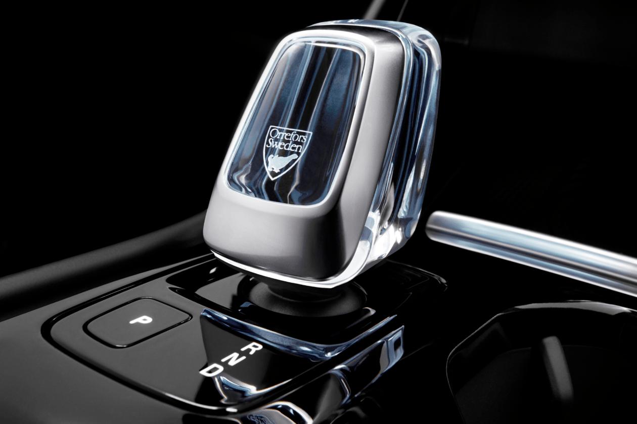 Pomo de cristal Volvo XC40 1260x840 - Volvo XC40 D3: Un coche que no olvidaré