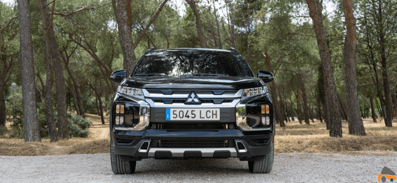 Frontal Mitsubishi ASX 2020 - Mitsubishi ASX 2020: Una leve actualización del suv compacto