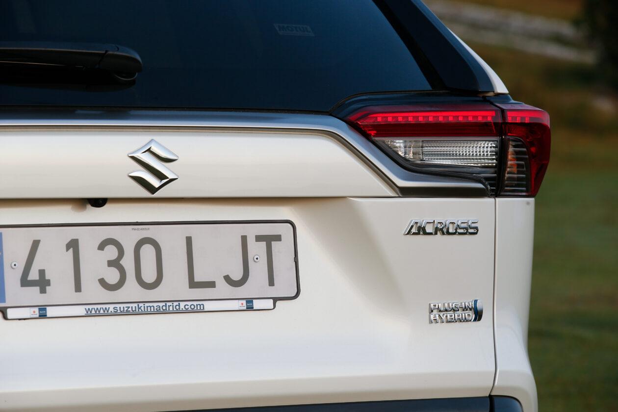 067acrss 4 1260x840 - Suzuki Across 2.5L 4×4 Plug-in-Hybrid de 306 CV: Un clon del Toyota RAV4