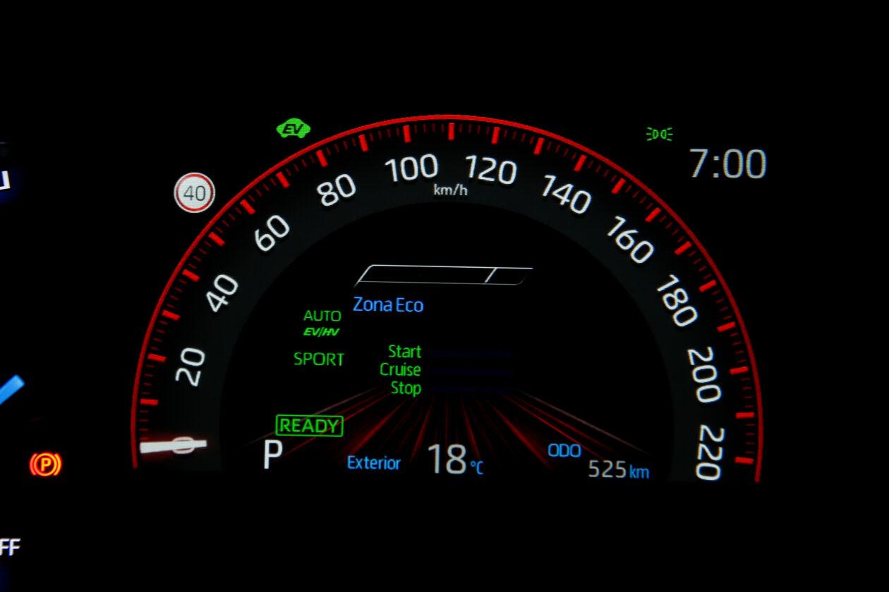 089acrss 4 1260x840 - Suzuki Across 2.5L 4×4 Plug-in-Hybrid de 306 CV: Un clon del Toyota RAV4