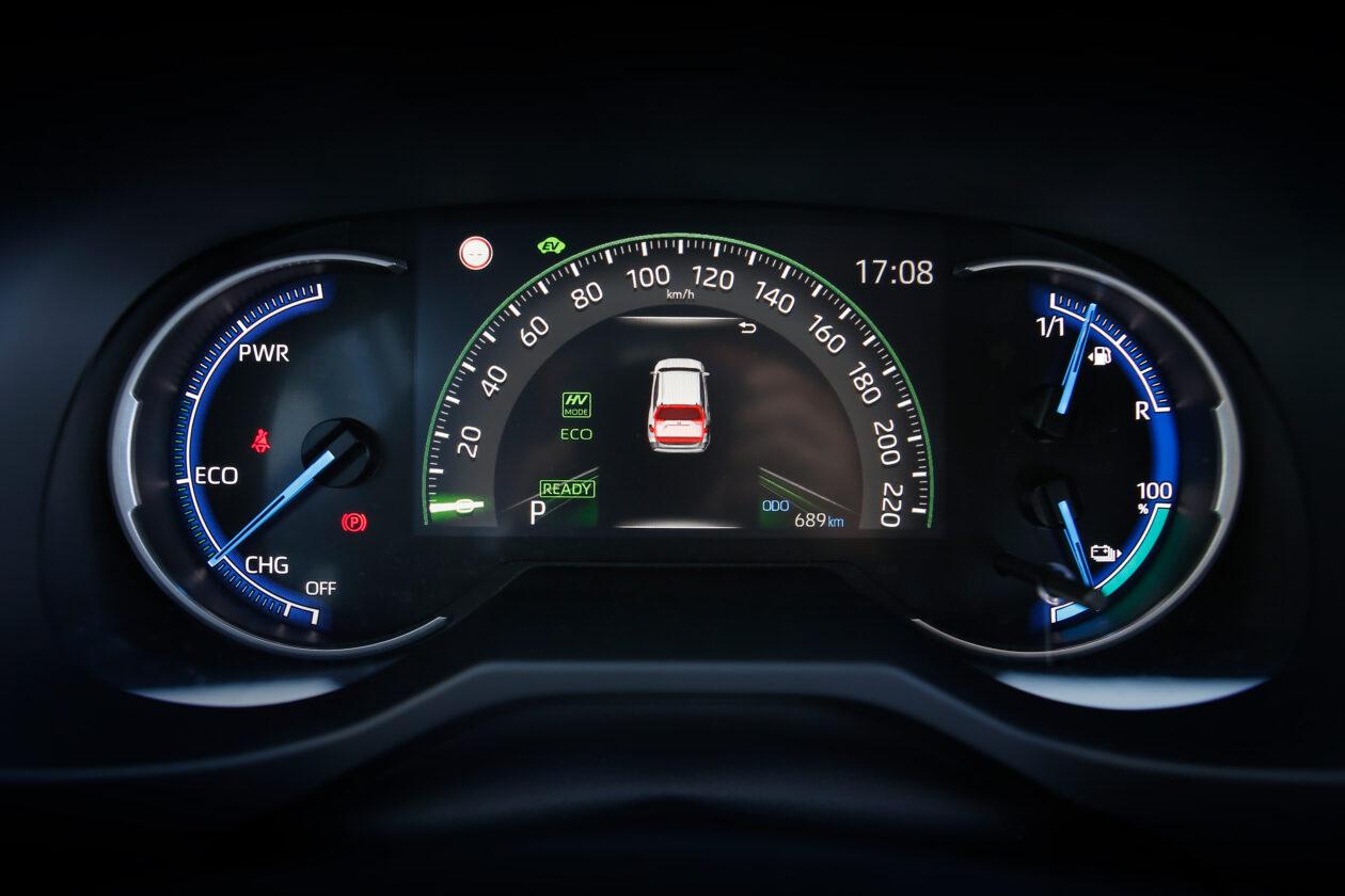 090acrss 4 1260x840 - Suzuki Across 2.5L 4×4 Plug-in-Hybrid de 306 CV: Un clon del Toyota RAV4