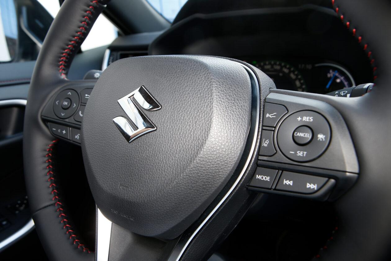 093acrss 4 1260x840 - Suzuki Across 2.5L 4×4 Plug-in-Hybrid de 306 CV: Un clon del Toyota RAV4