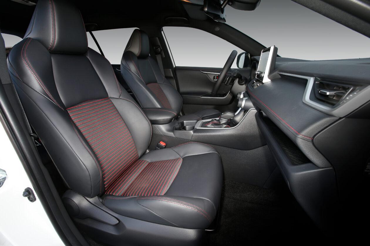 101acrss 4 1260x840 - Suzuki Across 2.5L 4×4 Plug-in-Hybrid de 306 CV: Un clon del Toyota RAV4
