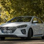 Frontal lateral izquierdo Hyundai Ioniq PHEV - inicio