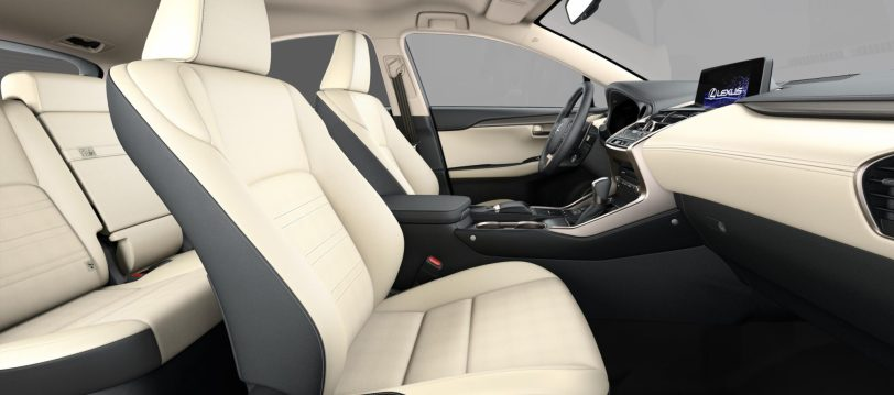 NX300h MY21 03 scaled - Lexus NX 300h 2021: Se actualiza la gama NX