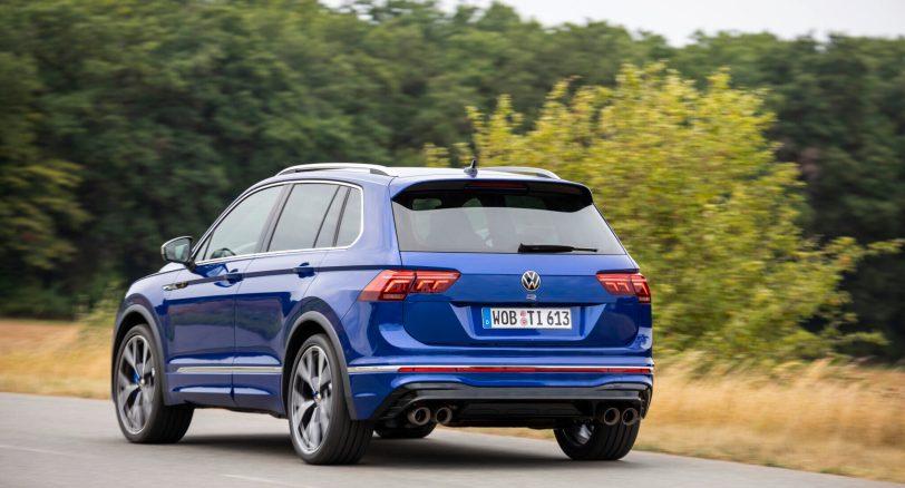 tiguan r 1 scaled e1608138993789 - Volkswagen Tiguan R: El Tiguan más potente