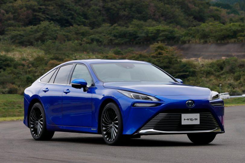 toyotamirai20217 scaled - Toyota Mirai 2021: La segunda generación del modelo de hidrógeno