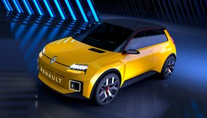 10 2021 Renault 5 Prototype scaled - Renault recupera el Renault 5 como un vehículo eléctrico