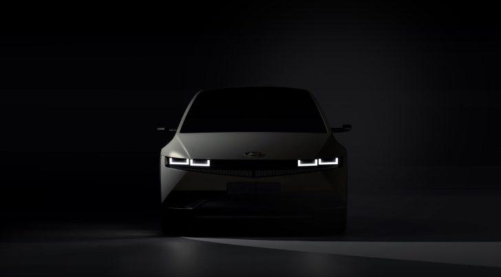 210108 IONIQ5 Teaser Front scaled - Hyundai Ioniq 5: Primeras imágenes