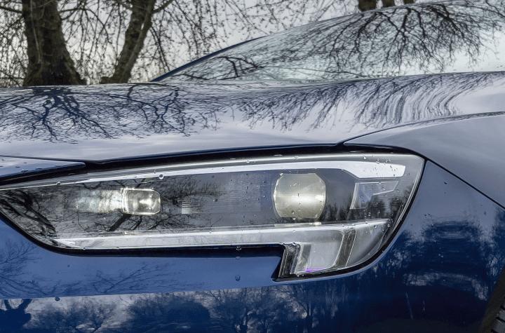 Faro delantero izquierdo Opel Insignia 2021 - Prueba Opel Insignia 2021 GS Line 2.0T 200 CV: Listo para dar caña