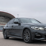 Frontal lateral derecho BMW Serie 3 320d XDrive M Sport Individual - inicio