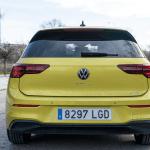 Trasera Volkswagen Golf 8 - Prueba Volkswagen Golf 8 1.5 eTSI 150 CV: ¿El rey con etiqueta ECO?