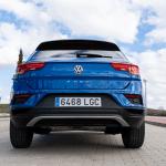 Trasera abajo Volkswagen T Roc - Prueba Volkswagen T-Roc Advance Style 110 CV: ¿Un Killer del Golf?