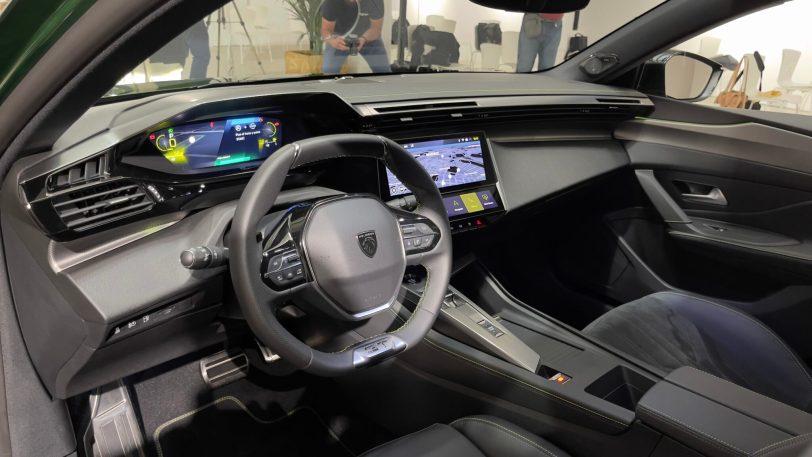 IMG 0430 scaled - Presentación nuevo Peugeot 308 2021: Con mucha personalidad