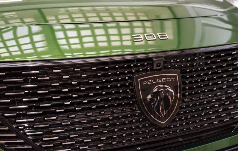 Peugeot308 05 scaled - Presentación nuevo Peugeot 308 2021: Con mucha personalidad