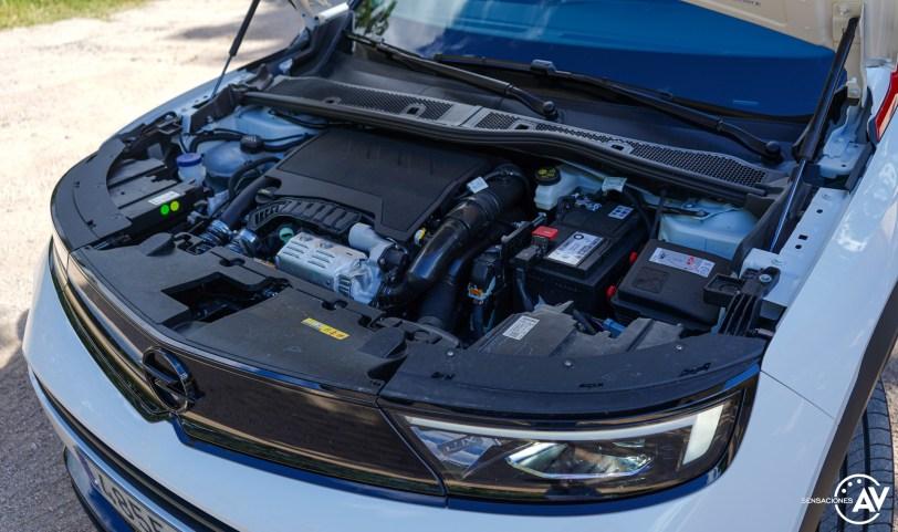 Motor Opel Mokka 2021 - Prueba Opel Mokka 2021: Menos normal, más Mokka
