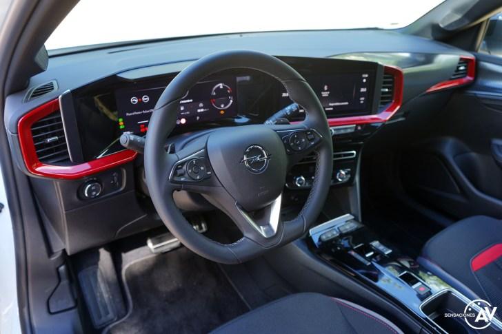 Salpicadero vista izquierda Opel Mokka 2021 - Prueba Opel Mokka 2021: Menos normal, más Mokka
