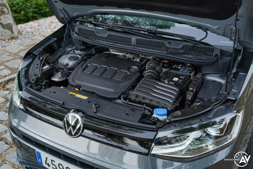 Motor Volkswagen Caddy Outdoor - Prueba del nuevo Volkswagen Caddy Outdoor 2021: Un auténtico referente