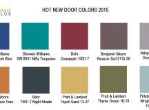 Front Door Color For Taupe House | Joy Studio Design ...