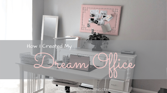 Co-Creating My Dream Office With God