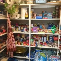 Kitchen organizatio - before1