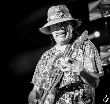 FAV2018- Carlos Santana