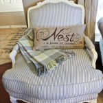 Flashback Friday: Bergere Chair Makeover