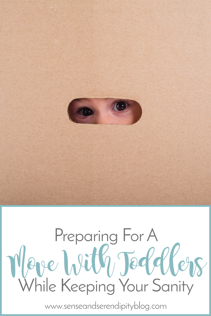 preparing for a move with toddlers while keeping your sanity plus