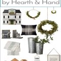 Must Have Farmhouse Decor by Hearth and Hand   Sense & Serendipity