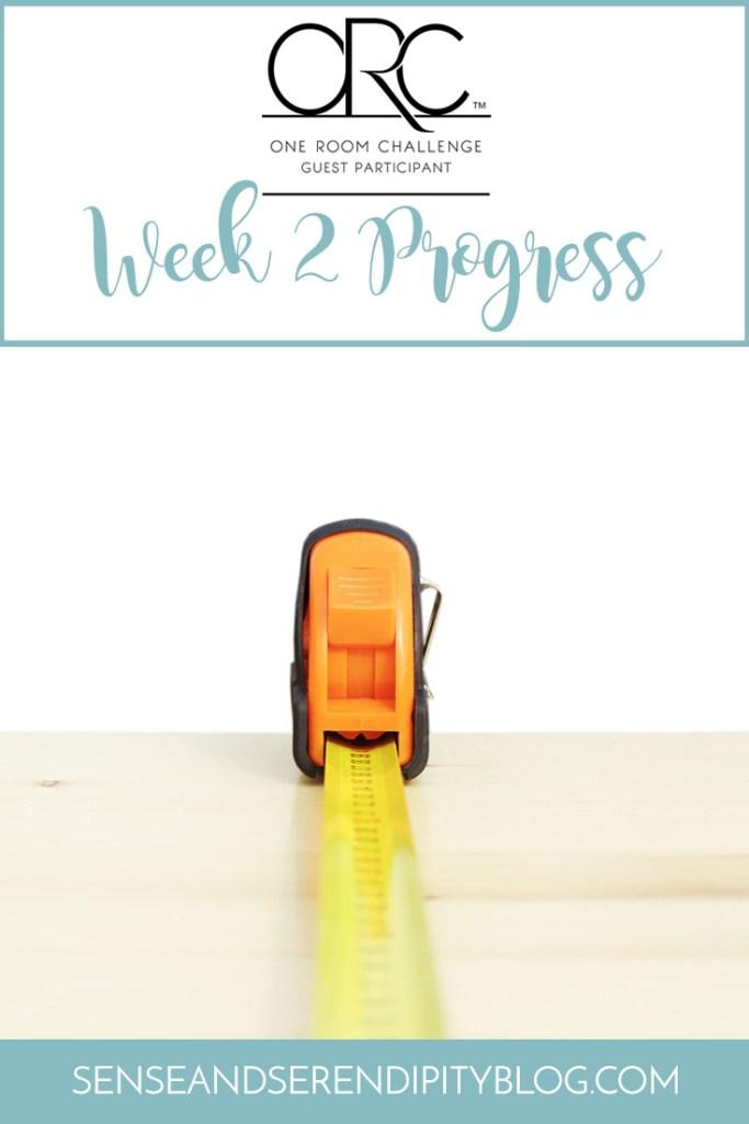 One Room Challenge, Week 2: Demolition Surpises