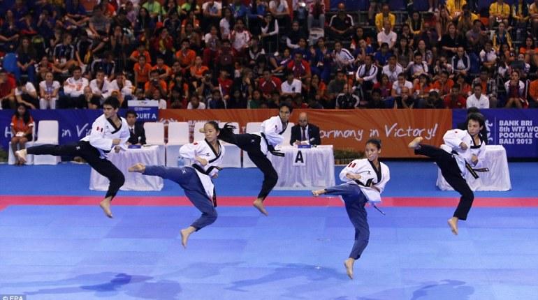 taekwondo-forme