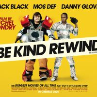 Be Kind Rewind - Abgedreht