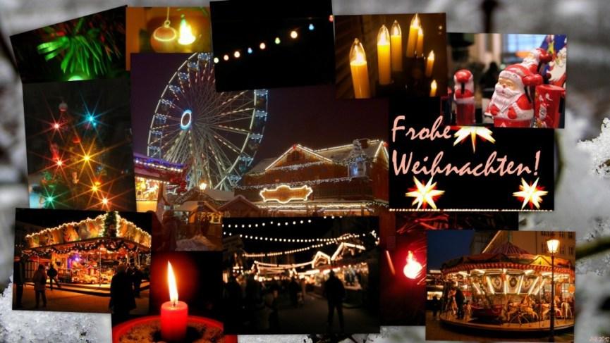 Digitale Weihnachtskarte 2012