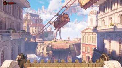 Willkommen auf Columbia! - Bioshock Infinite Screenshot