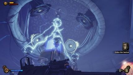 Im Turm von Monument Island - Bioshock Infinite Screenshots