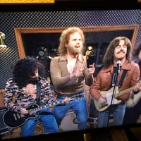"""I've got a fever, and the only prescription is more cowbell!"" - via Instagram"